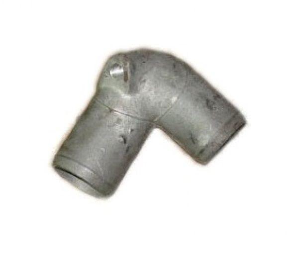 Колено отводящего патрубка радиатора ЗИЛ-130