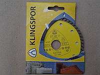 Круг алмазный Klingspor DT 60 U 125*22.23 РАСПРОДАЖА!