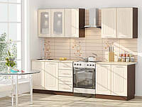 Кухня Сопрано 2.0 Матовая Комфорт Мебель
