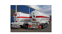 Автоцистерна ALTINORDU 35м3