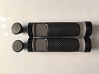Велосипедные ручки грипсы Avanti черные+ серые