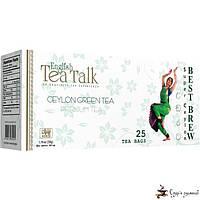 Зелёный чай English Tea Talk Best Brew 2г*25 пакетиков, фото 1