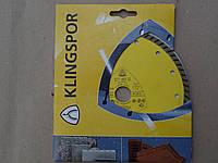 Круг алмазный Klingspor DT 60 U 180*22.23 РАСПРОДАЖА!