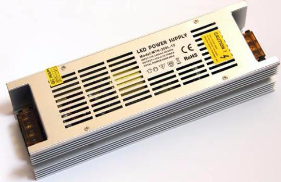 Негерметичный блок питания LONG 12V 200W 16,67A