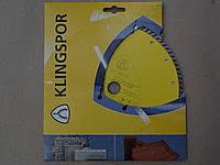 Круг алмазный Klingspor DT 60 U 230*22.23 РАСПРОДАЖА!