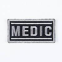 """Нашивка, патч """"MEDIC"""""""