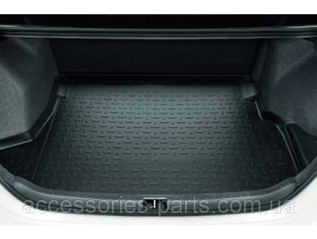 Коврик багажника Toyota Corolla SD 2013 Новый Оригинальный