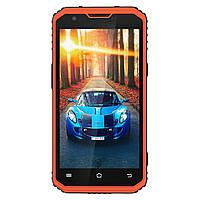 Защищенный смартфон No.1 Vphone M3  2 сим,5 дюймов,4 ядра,16 Гб,13 Мп,IP68, 3G.