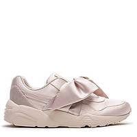 Женские кроссовки Puma х Rihanna Fenty Bow Sneaker Pink Tint