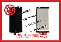 Тачскрин+матрица LG H500F H502F Черный ОРИГИНАЛ