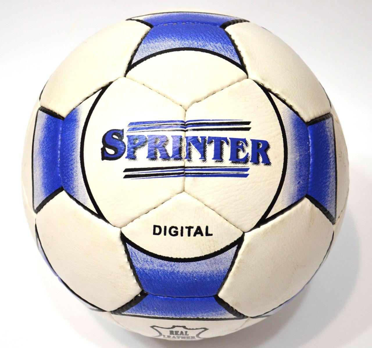 Мяч футбольный Sprinter Digital №5