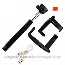 Палка для селфи c Bluetooth Wireless Mobile Phone Monopod Z07-5!Опт, фото 3
