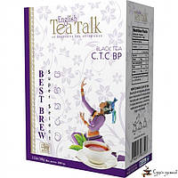 Чёрный чай English Tea Talk CTC BP Best Brew 100г