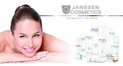 Janssen cosmetics - профессиональная косметика для лица и тела
