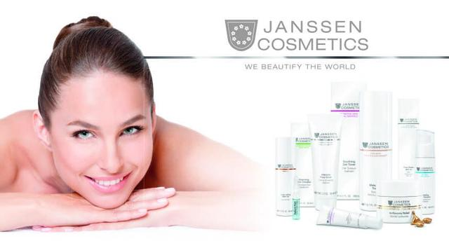 Janssen cosmetics (Германия) - профессиональная косметика для лица и тела