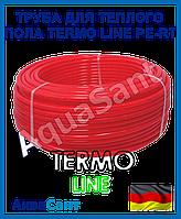 Труба для теплого пола с кислородным барьером TERMO-LINE PE-RT 16х2мм