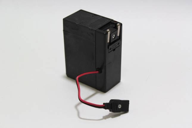 Аккумулятор для мегафона(рупора) RD-8S, HQ-108, HQ-108С, HW - 20В, HMP оптом, фото 2