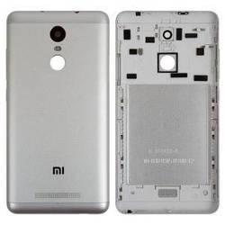 Задняя крышка Xiaomi Note 3 серая