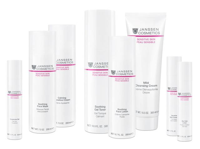 Sensitive Skin (препараты для чувствительной кожи)