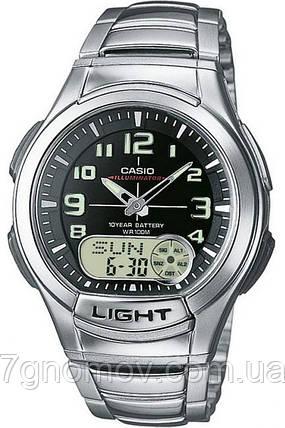 Часы наручные мужские CASIO Standard Combi арт. AQ-180WD-1BVEF, фото 2