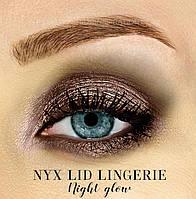 Жидкие тени NYX Lid Lingerie eye tint - Night Glow