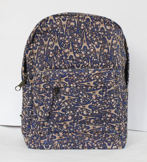 Молодіжний рюкзак з оригінальними візерунками