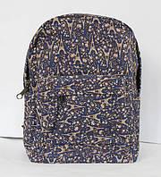 Молодежный рюкзак с оригинальными узорами
