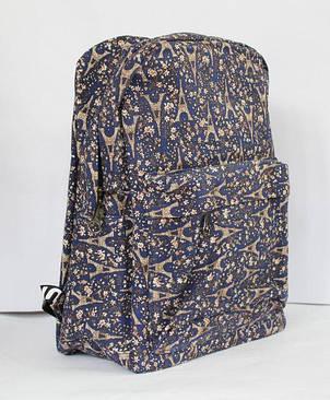 Молодіжний рюкзак з оригінальними візерунками, фото 2
