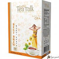 Чёрный чай English Tea Talk ОРА Best Brew 100г, фото 1