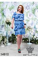 Легкое  женское платье(48-54), доставка по Украине