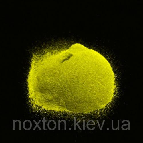 Желтый светящийся порошок ТАТ 33 - люминофор для приготовления красок - Noxton Technologies в Николаеве
