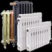 Какой материал лучше для батареи отопления