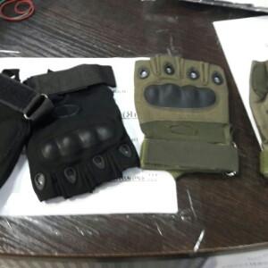 Перчатки штурмовые армейские
