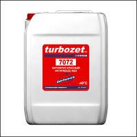 Антифриз - Красный с ZET-присадками TURBOZET 7072 (10 кг)