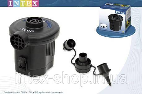 Элекрический насос 220V Intex 66620. 220 V., фото 2