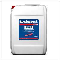 Антифриз - Синий с ZET-присадками TURBOZET 7070 (10 кг)