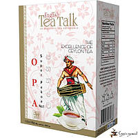 Чёрный чай English Tea Talk OРA Premium 100г