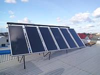 Солнечные коллектора TREVENT