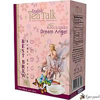 Чёрный и зелёный чай English Tea Talk Dream Angel (1001 ночь) Best Brew 100г, фото 1