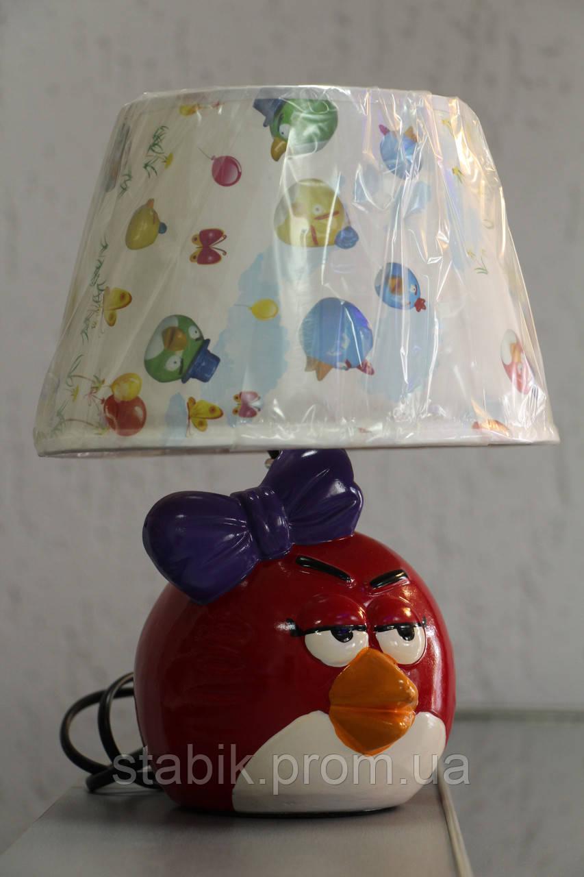 Настільна лампа Sirius GH-7721 червона