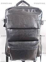 """Сумка-рюкзак мужской (30x40 см) """"Lider"""" купить оптом со склада на 7км LG-1532"""