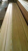 Вагонка  лиственница сорт AB 14х121х3000-4000 мм
