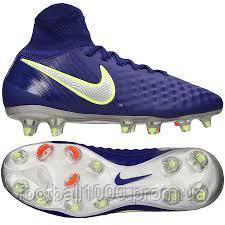 Детские футбольные бутсы Nike Magista Obra II FG 844410-409