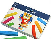 Мелки Chalks  12 цветов ICO Creftive Kids