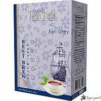 Чёрный чай English Tea Talk Earl Grey Best Brew 100г, фото 1