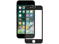 Защитное стекло 2D для Apple iPhone 5/5S/5C/SE black