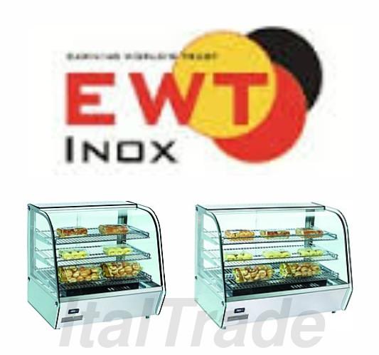Витрины тепловые EWT Inox (Германия)