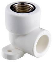 Фитинг полипропиленовый – водорозетка с внутренней резьбой