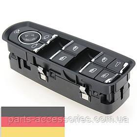 Porsche Macan 2014-17 блок кнопки управления стеклоподъемниками Новый
