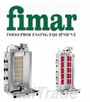 Аппараты для шаурмы Fimar(Италия)